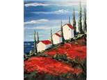 Paint & Sip - Red Roof Villas - Dec. 7 - 7:30 PM