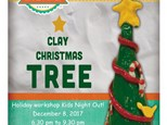 Holiday Kids Night Out - Clay Workshop!