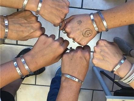 Metal Bracelet Stamping - 12/22