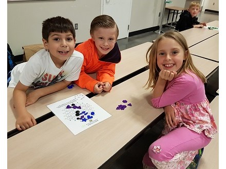"Students play ""Making Pathways: Addition and Subtraction""© to help them with algebraic relationships."
