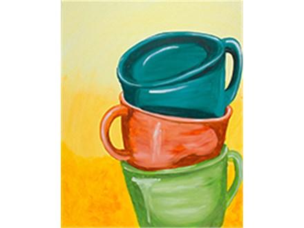 Balancing Cups