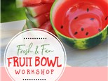 Lemonade Stand! - Watermelon Bowl - JUN 29th