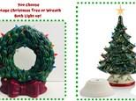 Christmas Tree or Wreath Paint N Sip at Valenzano Winery - November 14th