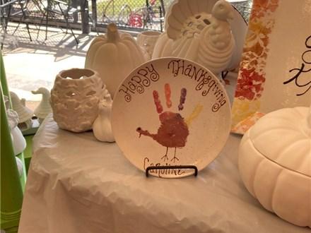 "Making Memories Monday - ""Turkey Handprint"" - Monday, November 16th, 10am-5:00pm"