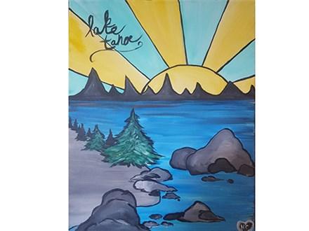 Lake Tahoe Vintage