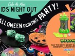 Kids Night Out--Halloween Party