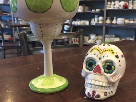Cinco De Mayo Fiesta at Fire Me Up! Studio Friday, May 5th 7-9p