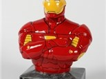 """"""" Iron Man Bank"""" To-Go Kit-at Color Me Mine - Aspen"""