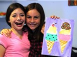 Sweet Treats Art Camp - Full Week