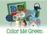 SUMMER CAMP: June 25-29 - COLOR ME GREEN