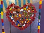 Valentine's Day Glass Class for Kids - February 1st