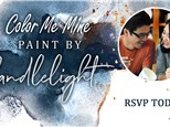 PAINT BY CANDLE LIGHT VALENTINE'S DATE NIGHT EVENT!