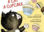 Story Time Art - If You Give A Cat A Cupcake - Morning Session - 06.25.18