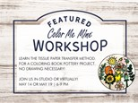 FEATURED ADULT WORKSHOP