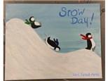 Kids Class: Snow Day Canvas