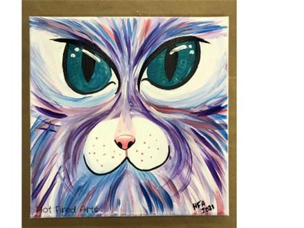 Kids Class: Cat Face Painting