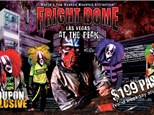 $199 Groupon : Fright Dome 入場門票 Admission Ticket (Friday Daytime / 星期五早場)