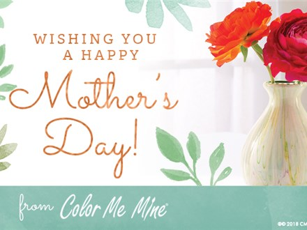 Love Grows Here- Mother's Day Workshop