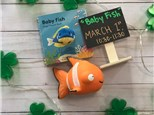 """""""Baby Fish""""  Pre-k Story Time"""