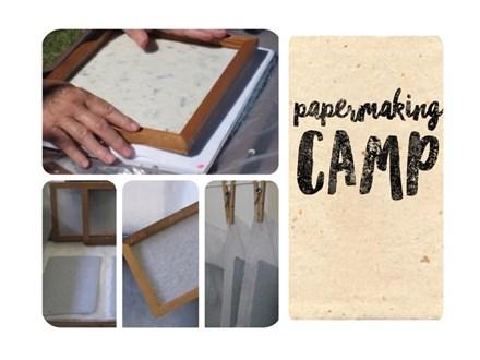 Handmade Papermaking