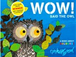 Storytime Art: Owls! November 1st and 2nd