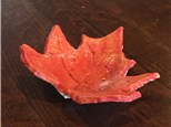 Kids Night Out Clay Leaf Bowls! Friday, September 23rd 6-8pm