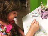 Kids canvas class