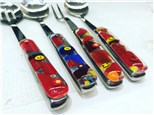 Fused Glass Thanksgiving Serving Pieces for Adults 11/8 5pm