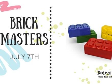 Brick Masters Summer Camp