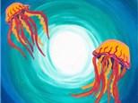"Canvas & Cones ""Jellyfish"""