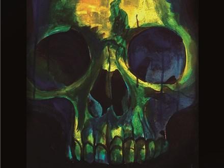 Skull Paint & Sip