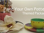 Pottery Painting: Pick Your Own Theme