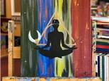 Adult Canvas - Yoga & Paint - 09.30.18