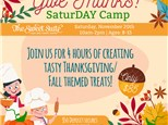 Give Thanks! SaturDAY Camp