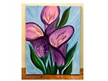Calla Lilly Paint Class