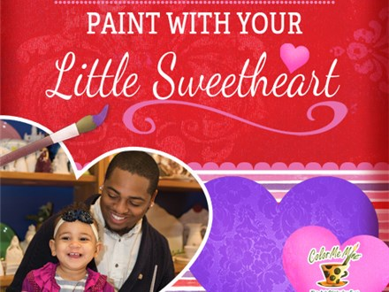 Daddy Daughter Date Night - Friday, February 10, 7:15-9:15pm