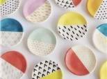 Summer Camp - Advanced Pottery Painting (Ages 10+) August 17-21