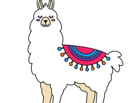 Llama camp! @Jade Pottery