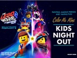 Kids Night Out Pizza Party - Lego Pizza Party