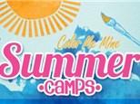Camp at COLOR ME MINE - TOMS RIVER
