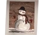 Paint 'n Sip: Vintage Snowman