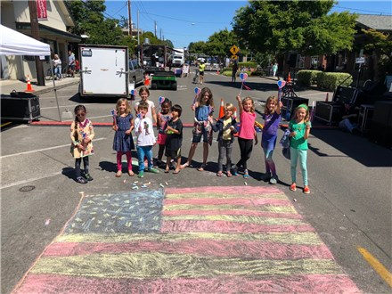 Fourth of July Week [July 1,2,3 & 5] Summer Camp~ 10-2 pm
