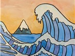 Art Through the Ages- The Great Wave