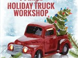 Vintage Holiday Truck Workshop - Nov. 21st from 6pm - 8pm