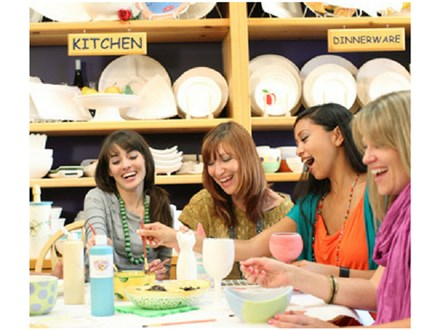 Adult / Corporate Ceramic Painting Party