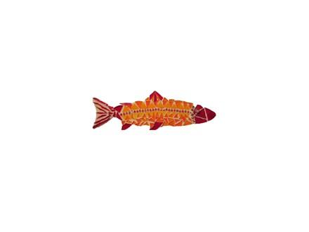 Salmon Mosaic Class