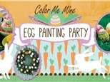 Easter Egg Painting Party - Saturday, March 24th