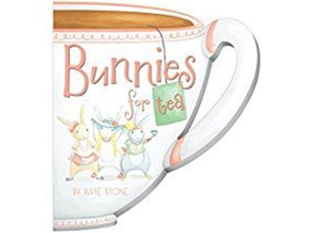 Story Time - Bunnies for Tea - Morning Session - 03.12.18