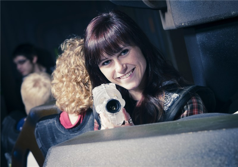 Ultrazone Laser Tag & Family Amusement Center