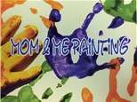 Mom & Me Painting, May 2021